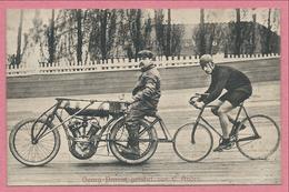 Coureur Cycliste - Radrennfahrer - Racing Cyclist - Georg PARENT Gefühlt Von C. ANDRE - Vélo - Moto - Voir état - Ciclismo