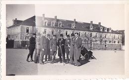 26185 Deux 2 Photo Caserne Colombier (ou Arsenal ? ) -Rennes 35 Militaire Soldat - La Réserve - Lieux