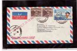 TEM9366   -  PAKISTAN   /     AIR MAIL COVER TO  BREGENZ (AUSTRIA)    WITH CENSOR  CANCELLATION. - Pakistan