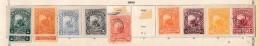 Salvador      .            Pagina Met Zegels       .          /           .    Page With Stamps - El Salvador