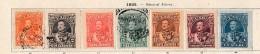 Ecuador     .            Pagina Met Zegels       .          /           .    Page With Stamps - Ecuador