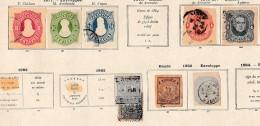 Argentina      .            Pagina Met Zegels       .          /           .    Page With Stamps - Zonder Classificatie