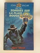 JOHN SINCLAIR - Zombies Sur La Place Rouge - HAUTE TENSION / Jason DARK - Boeken, Tijdschriften, Stripverhalen