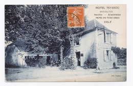 COLY 24 DORDOGNE PERIGORD HOTEL  RESTAURANT TEYSSOU - Altri Comuni
