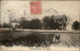 78 - MONTESSON - Jardinier - Montesson