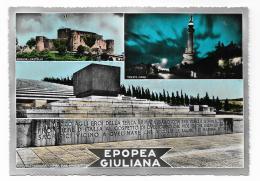 EPOPEA GIULIANA  VIAGGIATA FG - Italy