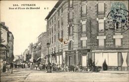 92 - PUTEAUX -  Place Du Marché - Puteaux