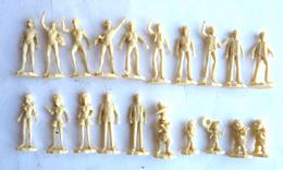 20 FIGURINES - ACTARUS  - GOLDORAK - ATLANTIC 1978 - EN LOOSE - Goldorak