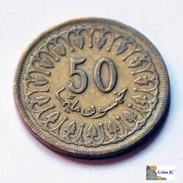 Túnez - 50 Millim - 1983 - Tunesien