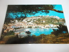 B642  Portoazzurro Isola D'elba Viagg. - Italia
