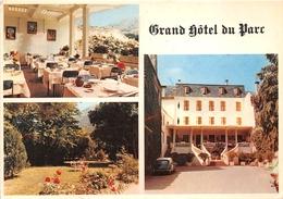 48 - Florac - Grand Hôtel Du Parc - 3 Beaux Plans - Florac