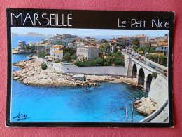 Dep 13 , Cpm MARSEILLE , 12 , Promenade De La Corniche , Le Petit Nice  (2.133) - Endoume, Roucas, Corniche, Strände