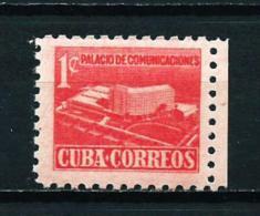 Cuba  Nº Yvert  447  En Nuevo - Cuba