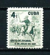 Cuba  Nº Yvert  457  En Nuevo - Cuba