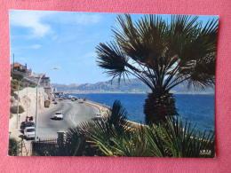 Dep 13 , Cpm MARSEILLE , 13.55/339 , Promenade De La Corniche  (2.159) - Endoume, Roucas, Corniche, Strände