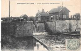 TERGNIER-FARNIERS --Ecluse Supérieure Dite Jeannette - France