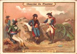 1 Chromos - Chocolat Du Planteur - Bill-509C - R/V - Autres