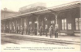 Dépt 59 - FEIGNIES - La Gare - Feignies