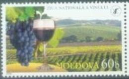 MD 2006-569 VINO, MOLDAVIA, 1 X 1v, MNH - Wein & Alkohol