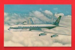 Avions - BOEING 707-320 - OLYMPIC Airways - Super Fan Jet - (149) - - 1946-....: Moderne