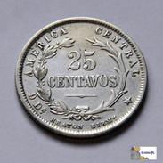 Costa Rica - 25 Centavos - 1893 - Costa Rica