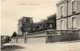 - BRESSUIRE -1910- L´Ecole Maternelle - - Bressuire