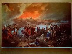 Napoléon Bataille De Smolensk 17 Août 1812 Ch. Langlois Musée De Versailles - Personnages Historiques