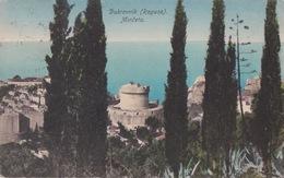 Dubrovnik - Ragusa . Minceta - Croatie