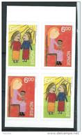 Norvège,  2004  N°1461/1462  Neufs** En Bloc De 4, Noël - Neufs