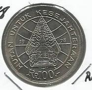 Indonesia_1978_100 Rupias. KM 42 - Indonesia