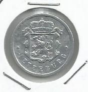 Luxemburgo_1954_25 Céntimos. KM 45a - Luxemburgo