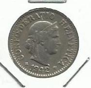 Suiza_1942_5 Rappen. KM 26 - Suiza