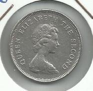 Hong Kong_1980_1 Dolar. KM 43 - Hong Kong