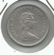 Hong Kong_1979_1 Dolar. KM 43 - Hong Kong