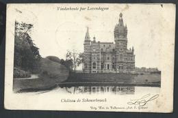 +++ CPA - VINDERHOUTE Par LOVENDEGEM - Château De SCHOUWBROECK   // - Lovendegem