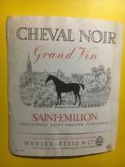 3856 -  Cheval Noir Saint-Emilion - Bordeaux