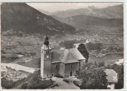 Mont Saxonnex L'église Et Vue Générale Edition Lapie - France