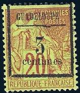 GUADELOUPE Maury/Dallay 3e * Sinon TBCote 33€ - Guadalupe (1884-1947)