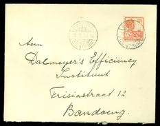 NEDERLANDS-INDIE BRIEFOMSLAG Uit 1933 Gelopen Van BATAVIA Naar BANDOENG  (10.618o) - Netherlands Indies