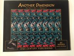ANOTHER DIMENSION -  ( L'OEIL MAGIQUE Version Anglaise ) - Images Tridimensionnelles - Livres, BD, Revues