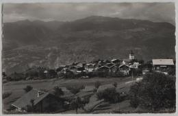 Unter-Ems Wallis - Photo: E. Gyger No. 19504 - VS Valais
