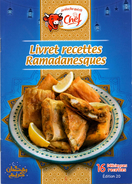 "Livret De Recettes FROMAGE LABEL CHEESE "" La Vache Qui Rit "" Chef "" N°20 - 2016 KÄSE Queso Formaggio Kaas - Cheese"