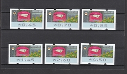BRD ** Mi.Nr. 9 ATM Briefkasten TS 1 Neuausgabe 3.1.2017 Postpreis 10,55 - Distributori