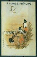 SAO TOMÈ E PRINCIPE 1989 Mi BL 192** Humming-Birds [L 2368]
