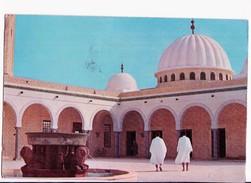 CARTOLINA ANNI '70 - TUNISIA - MONASTIR - MOSQUEE DE BOURGUIBA - Tunisia