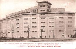 CPA 51 (Marne) Reims - Magasins Généraux Du Port Sec En Ciment Armé Demay - Reims