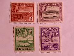 ANTIGUA  1938-1965  LOT# 2 - Antigua Et Barbuda (1981-...)