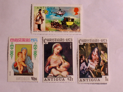 ANTIGUA  1974-75  LOT# 3 - Antigua Et Barbuda (1981-...)