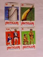 ANTIGUA  1976  LOT# 4 - Antigua Et Barbuda (1981-...)