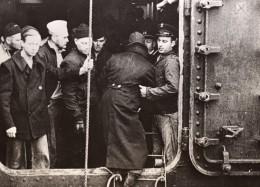 USA Sauvetage De L'equipage Du Destroyer USS Kearny Ancienne Photo 1941